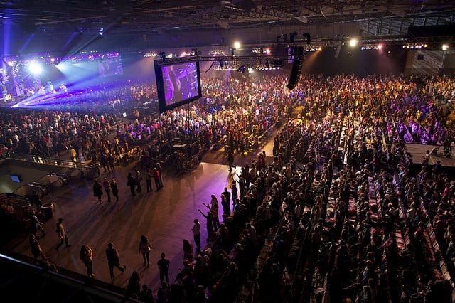 Don't Miss The Last Onething New Year's Event On GOD TV
