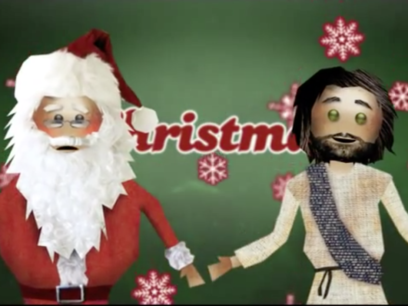 Christmas – The Time We Celebrate The Birth Of Santa Claus Or Jesus Christ?