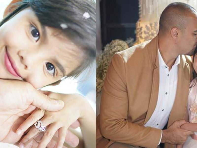 Celebrity Father Gives Promise Ring To Daughter On Her 7th Birthday And The Reason Why Inspires Millions