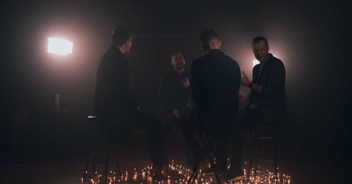 Anthem Lights Sings A Beautiful Rendition Of 'Joy To The World' | God TV