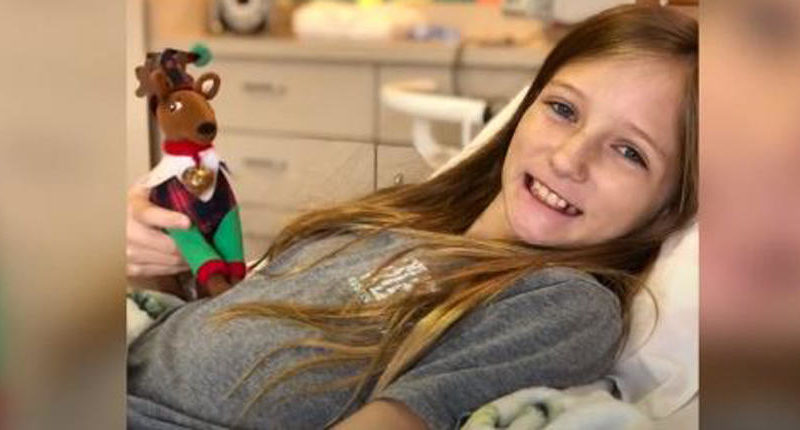 11-Year-Old Girl Receives Miracle Healing as Inoperable Tumor Disappears