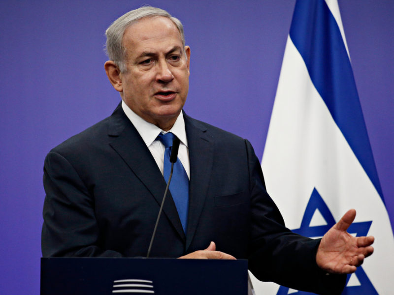 Netanyahu: We Have No Interest In Sparking Palestinian Fronts, Unless There Is No Choice