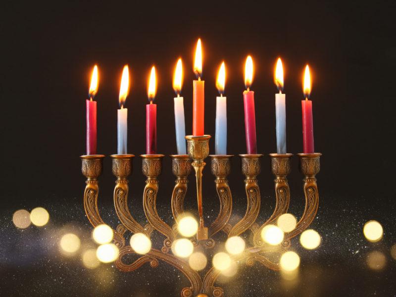Happy Hanukkah! Chag Chanukah Sameach!