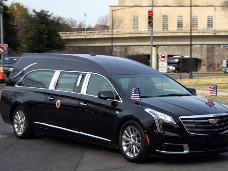 Reflections On The Funeral Of President Bush 41