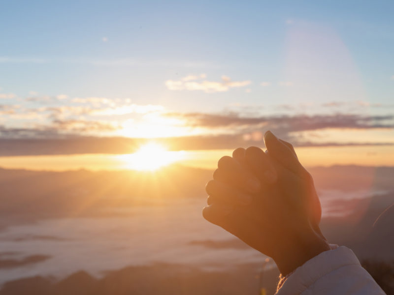 Australia Calls The World To Pray – Sunrise Prayer Relay, New Year's Day 2019