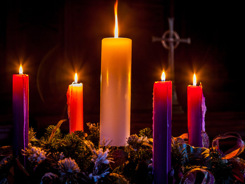 The Third Sunday Of Advent Is A Time To Rejoice