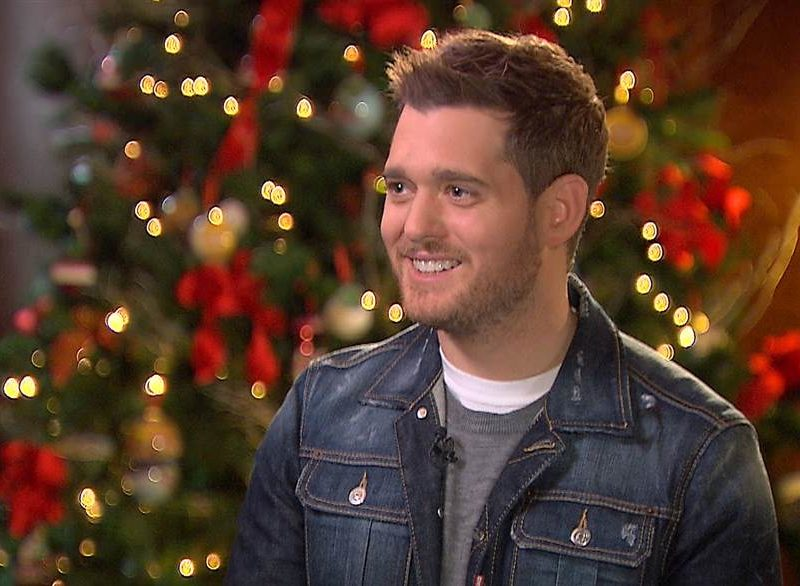 Michael Bublé Gives Jesus the Credit for His 5-Year-Old Son's Cancer Remission