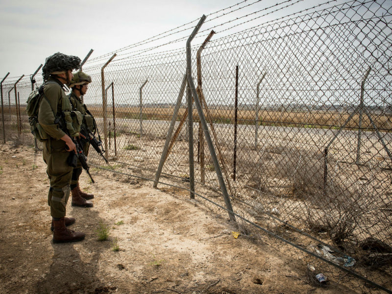 IDF: 16 Israelis Killed In Terrorist Attacks In 2018, 1,000 Rockets Launched From Gaza