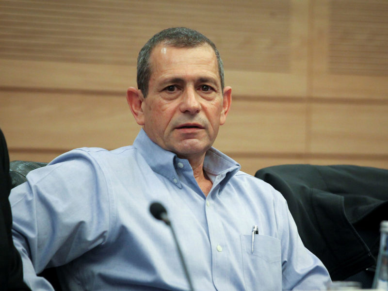 Shin Bet Head Warns of Foriegn Influence on Israel's Elections