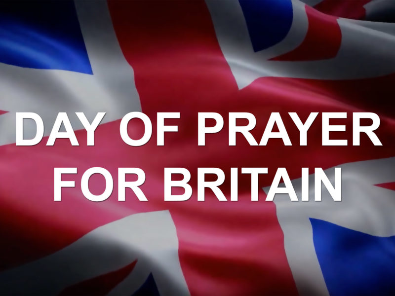 Pray For The UK Today