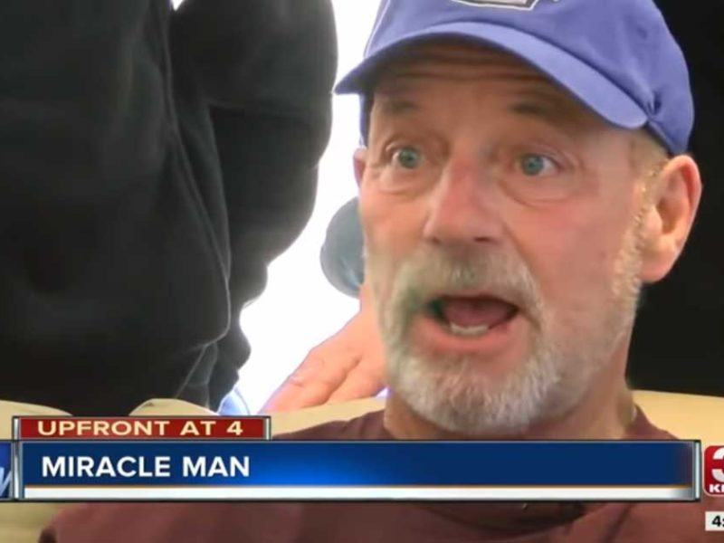 Sports Announcer Experiences Miracle After Being Pulled From Life Support