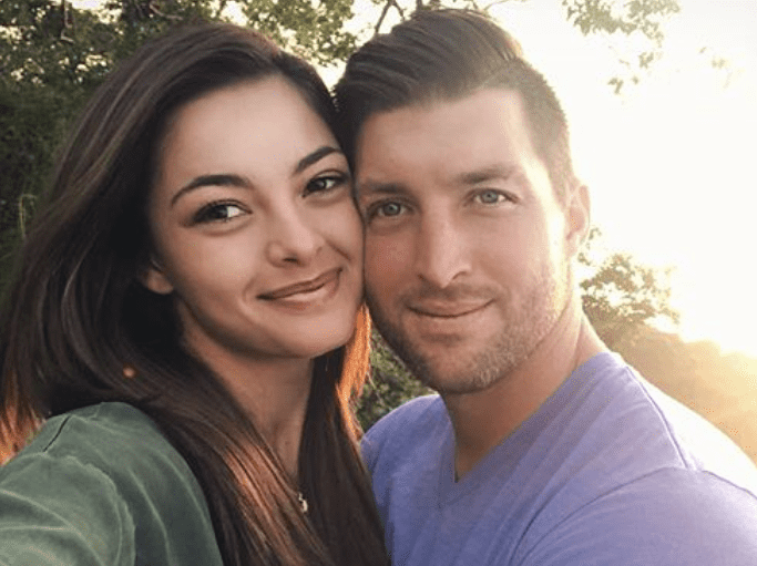 Dreams Really Do Come True… Introducing Christianity's Newest Celebrity Couple Tim Tebow and Demi-Leigh Nel-Peters