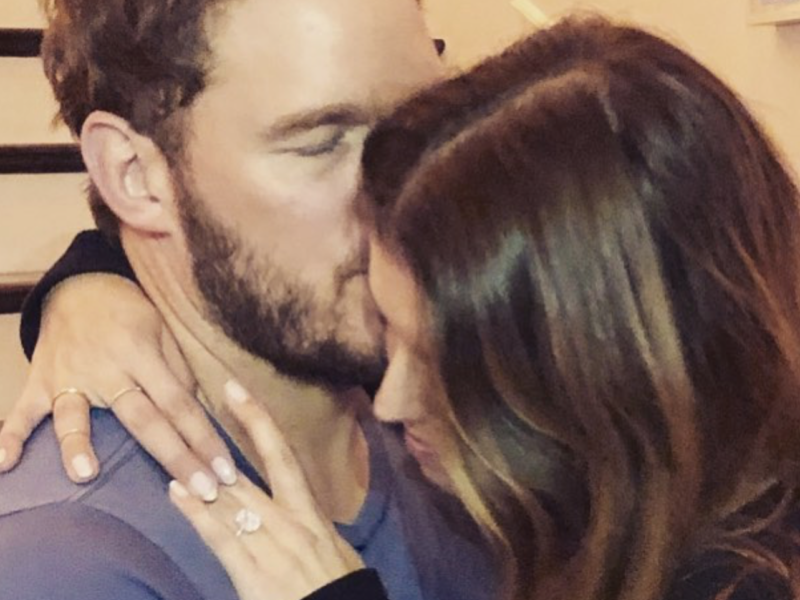 'Proud To Live Boldly In Faith With You' – Chris Pratt and Katherine Schwarzenegger To Marry