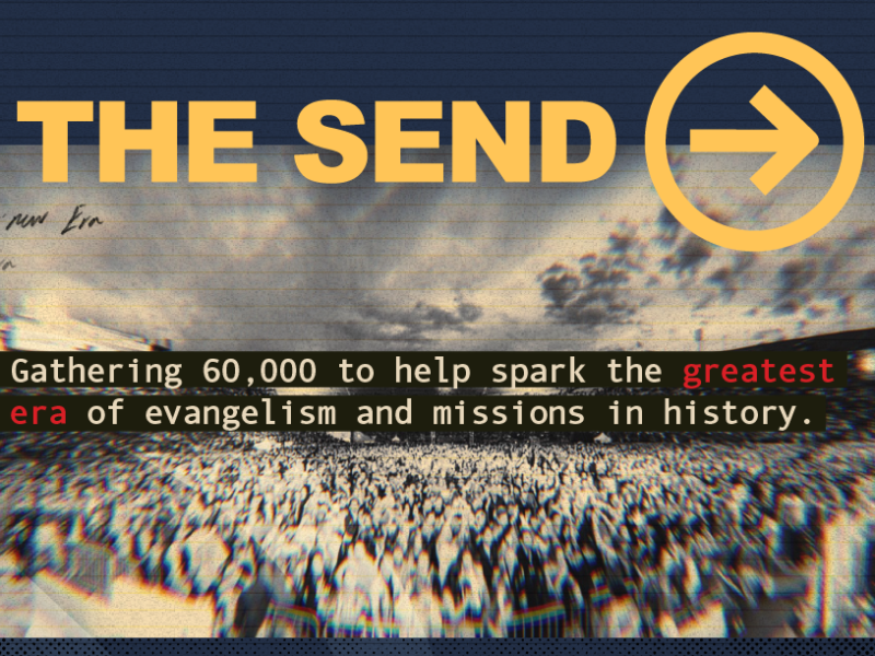 Rekindling The Vision To Go – The Send