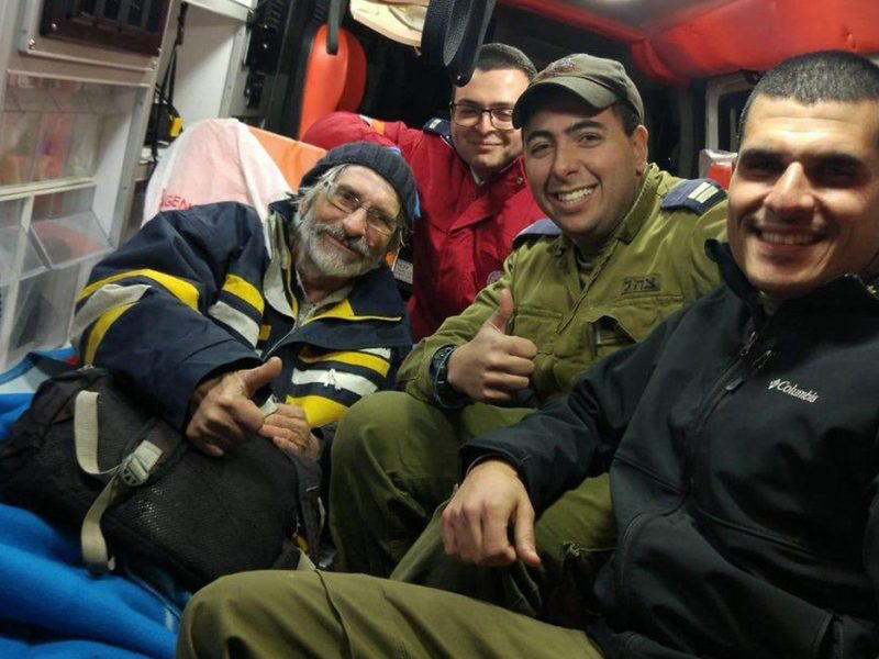 Israeli Navy Rescues Drifting French Sailor