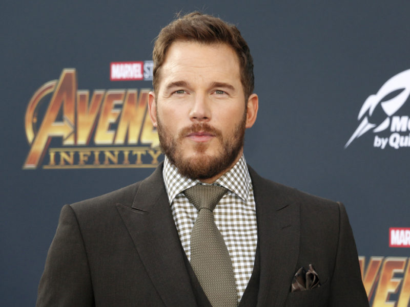 Chris Pratt Embarks On The Daniel Fast And Good Things Are Happening!