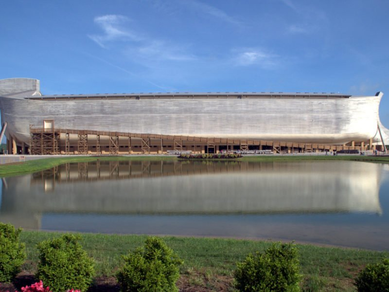 This is Why You Need to Make Plans to Visit the Ark Encounter