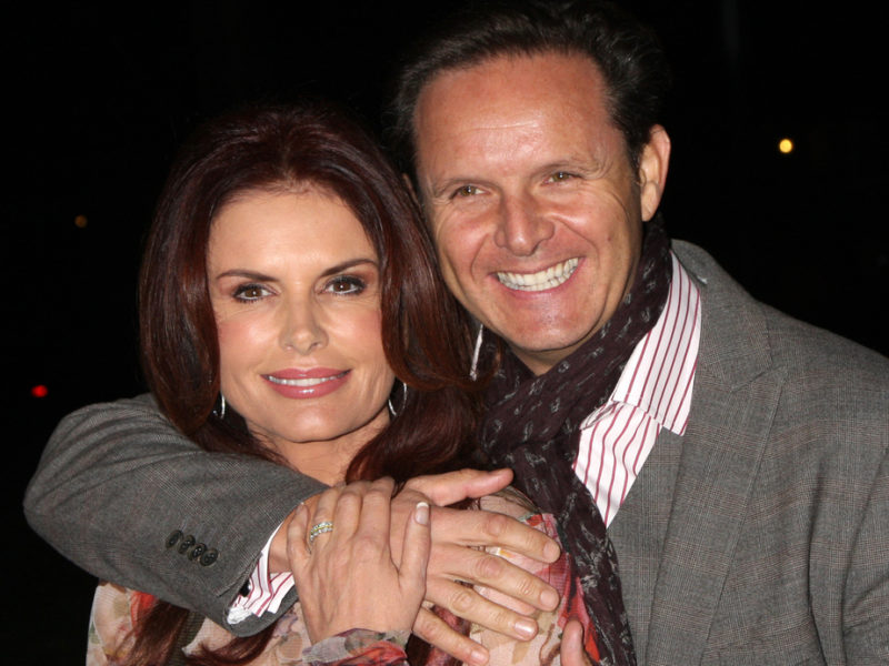 Meet 'Spiritual Gangster' Mark Burnett And Touched By An Angel's Roma Downey