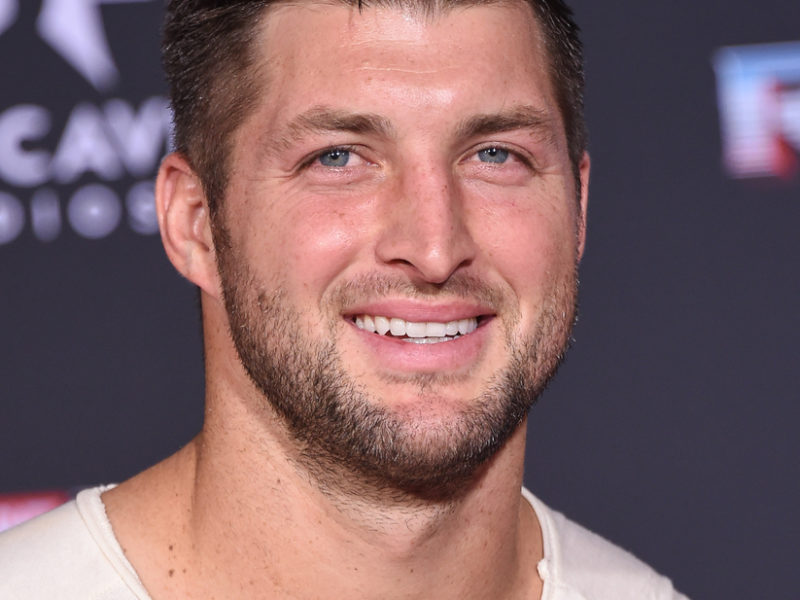 Tim Tebow Produces a Movie, 'Run the Race,' Sharing God's Love