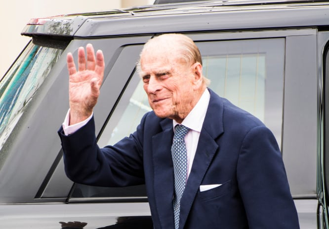 Prayers Go Up For Duke Of Edinburgh After Car Accident