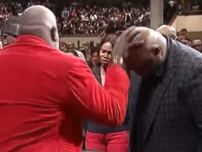 Pastor John Gray Was Battling Thoughts Of Suicide Until TD Jakes