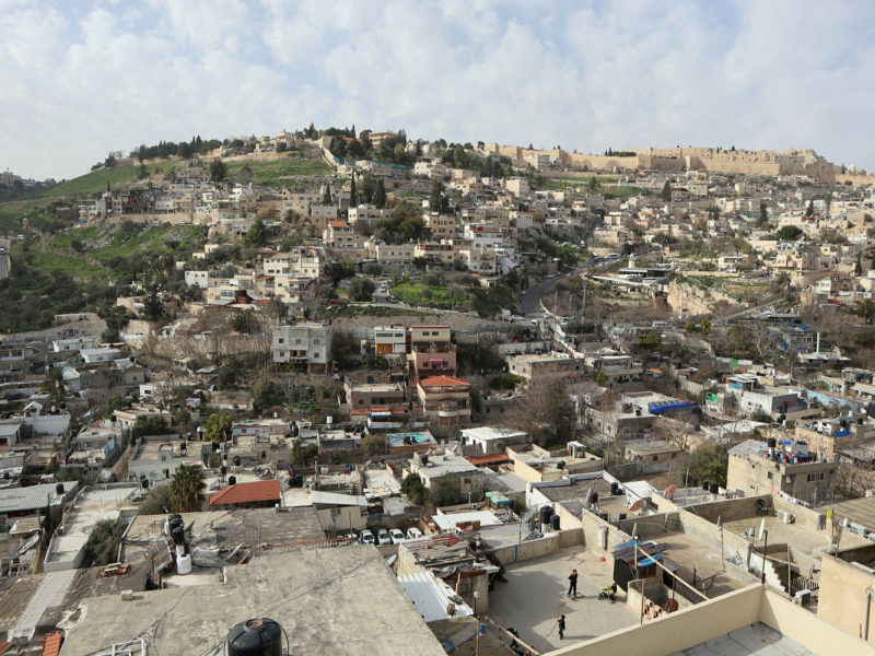 Israeli Minister: The Struggle for Sovereignty in Jerusalem Continues