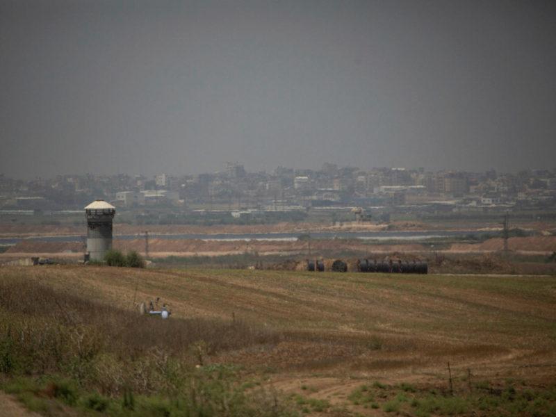 Terrorists Fire Mortar at Israel
