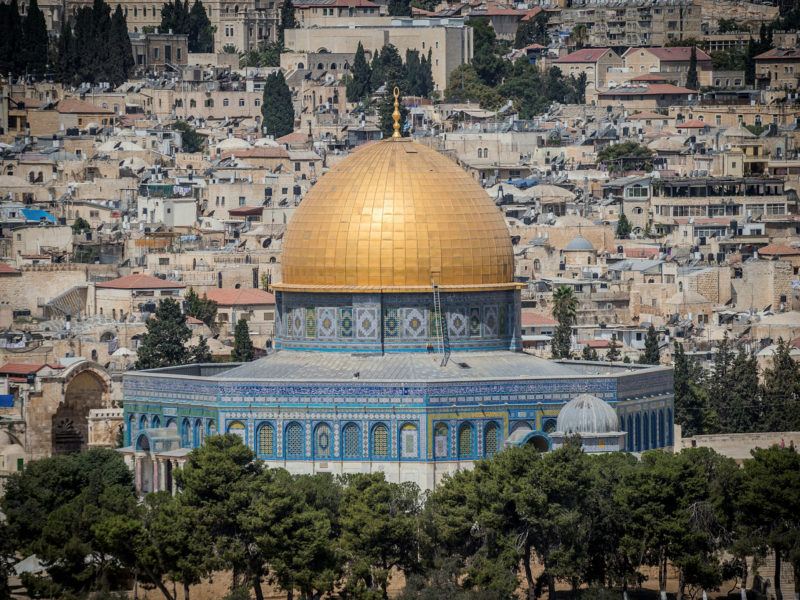 Israel's Police Act Against PA Officials Over Crisis on Temple Mount