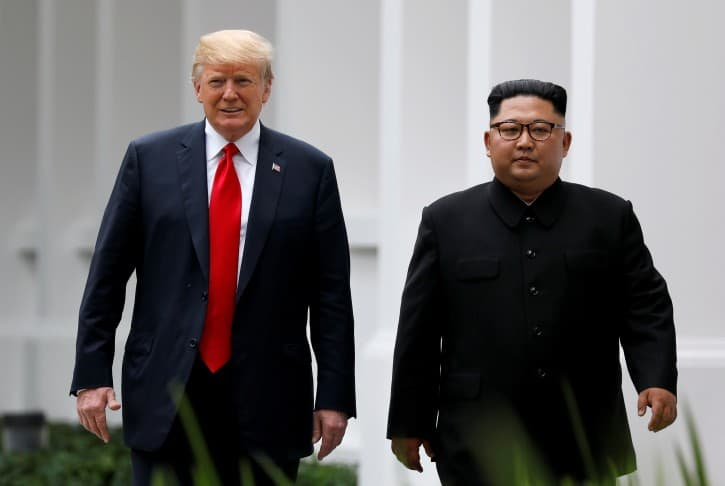 Kim-Plosion! Trump and Kim Talks Implode Calling Us To Prayer as There is Still Hope