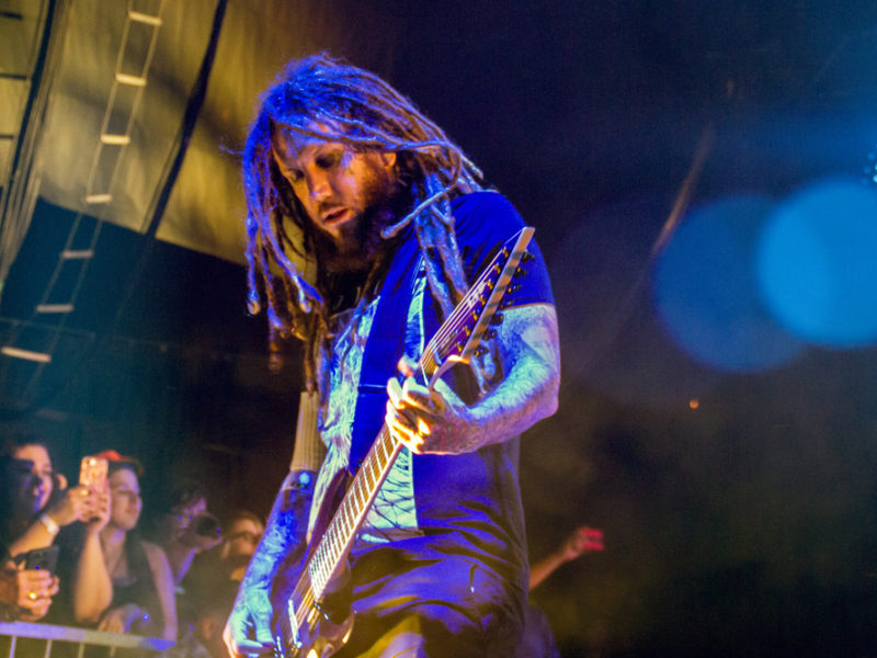Brian 'Head' Welch of Korn Shares a Revelation from God At Tim Tebow's Movie Premier