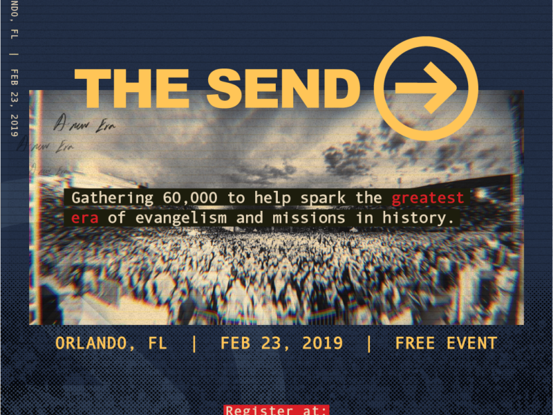 Here's Why I Am Excited to Be Going to The Send