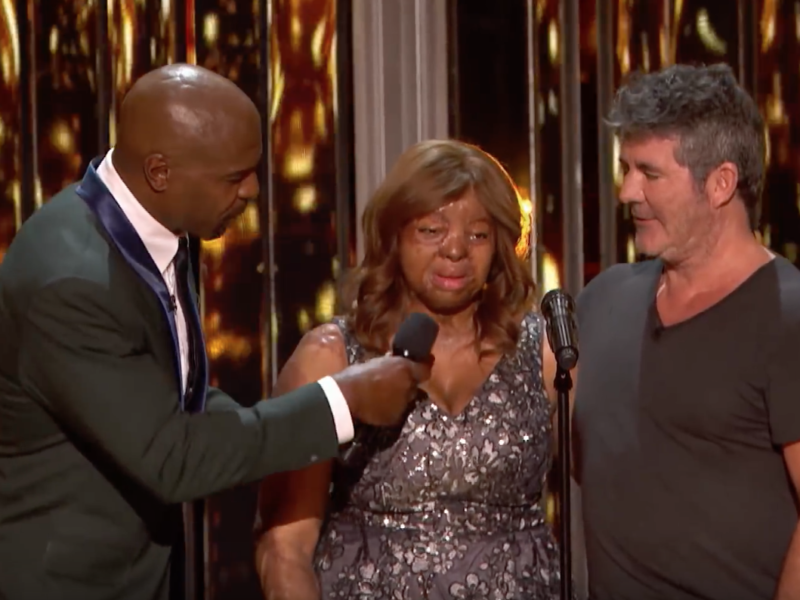 Simon Cowell's Golden Buzzer Champion Reveals A Woman Who Truly Fears God