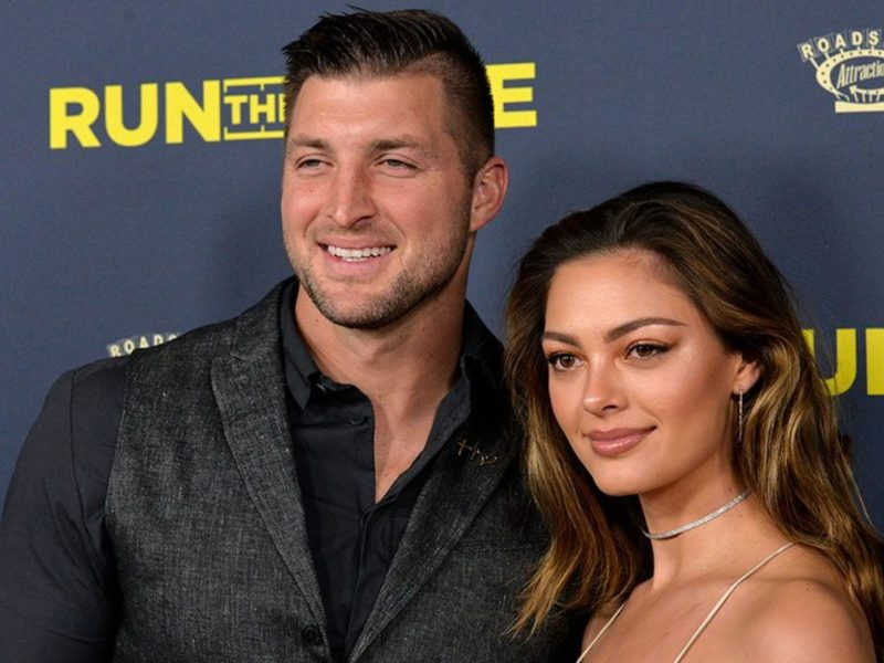 Tim Tebow Gushes About Recent, 'Incredible' Engagement To Demi-Leigh Nel-Peters