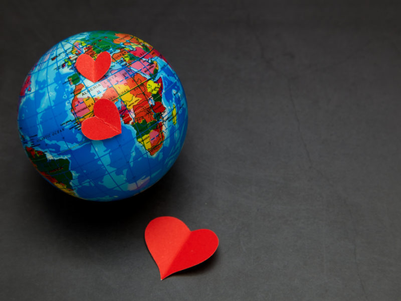 3 Ways You Can Send a Valentine to the World