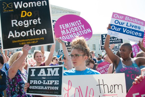 Americans Make Dramatic And Sudden Move Towards Pro-Life New Poll Shows