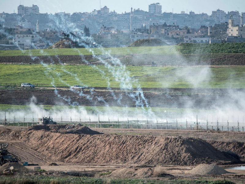 UN Report Accusing IDF of War Crime on Gaza Border Dismissed as 'Whitewashing' of Hamas Terrorism
