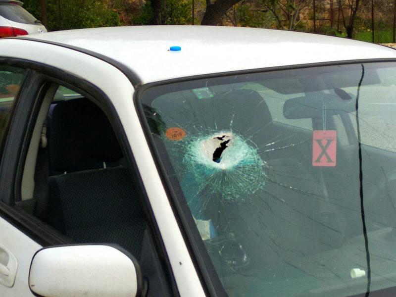 Terrorism in February: 1 Murder, 146 Rock Attacks, 65 Fire Bombs