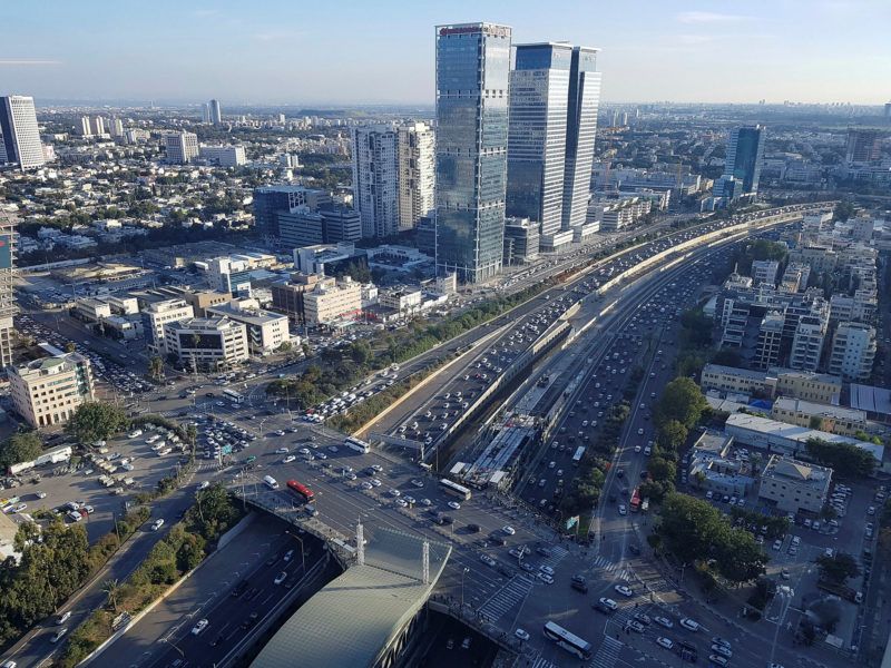 Tel Aviv Ranked Top City in the Middle East