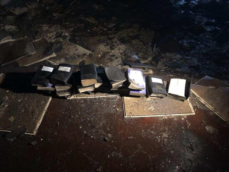 Fire Bibles