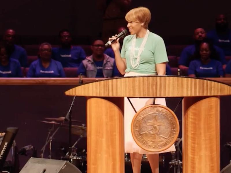 "Facebook Executive Nona Jones Shares Her Heart For ""Digital Discipleship"""