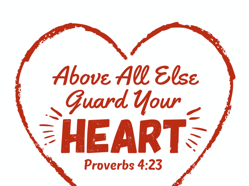 Verse Of The Day KJV: Proverbs 4:23 | God TV