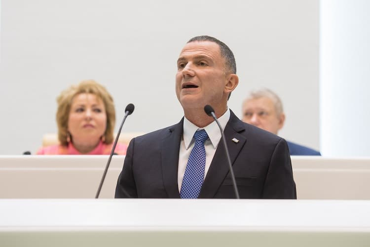 Knesset Speaker to Mayors from Around the World: Fight Terrorism, Not Israel