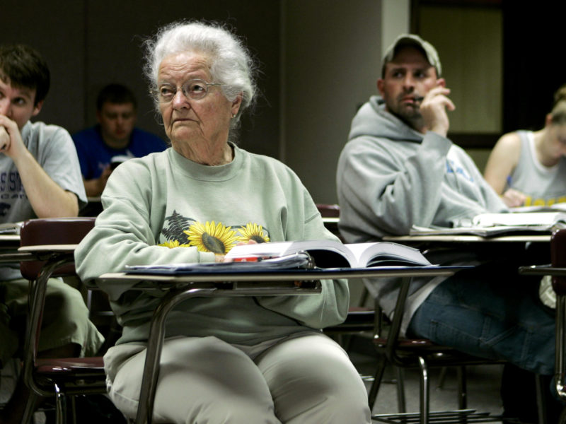 Two of the World's Oldest College Graduate that Teach Us a Remarkable Lesson About Life