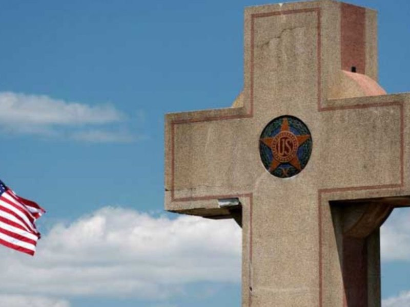 Court Rules War Memorial Peace Cross Must Come Down