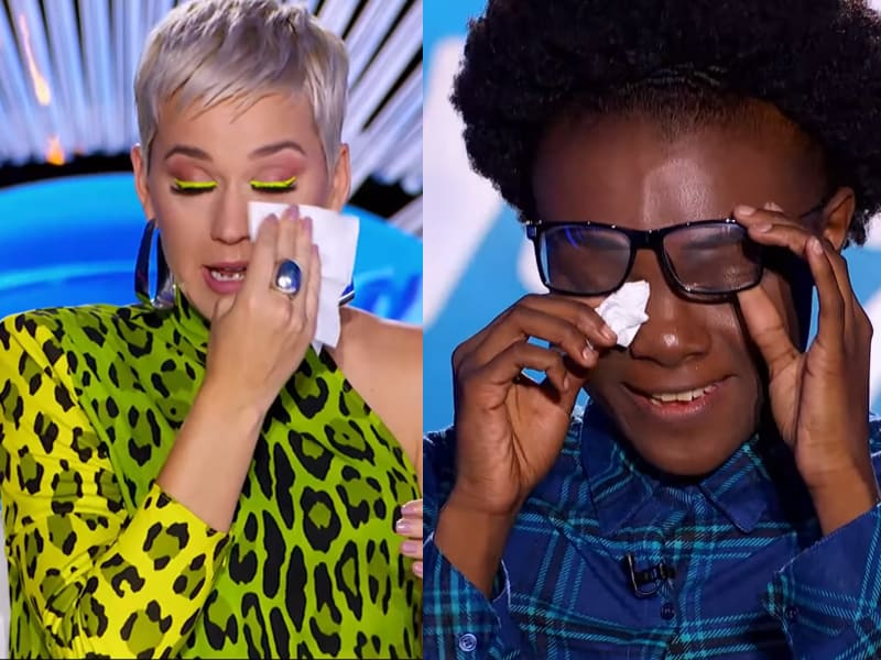 Christian Teenager Brings Katy Perry To Tears During Her American Idol Audition