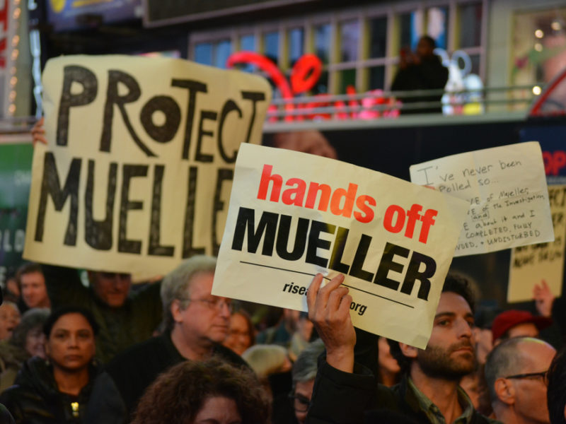 What Happens Now The Mueller Investigation Has Exonerated Trump?