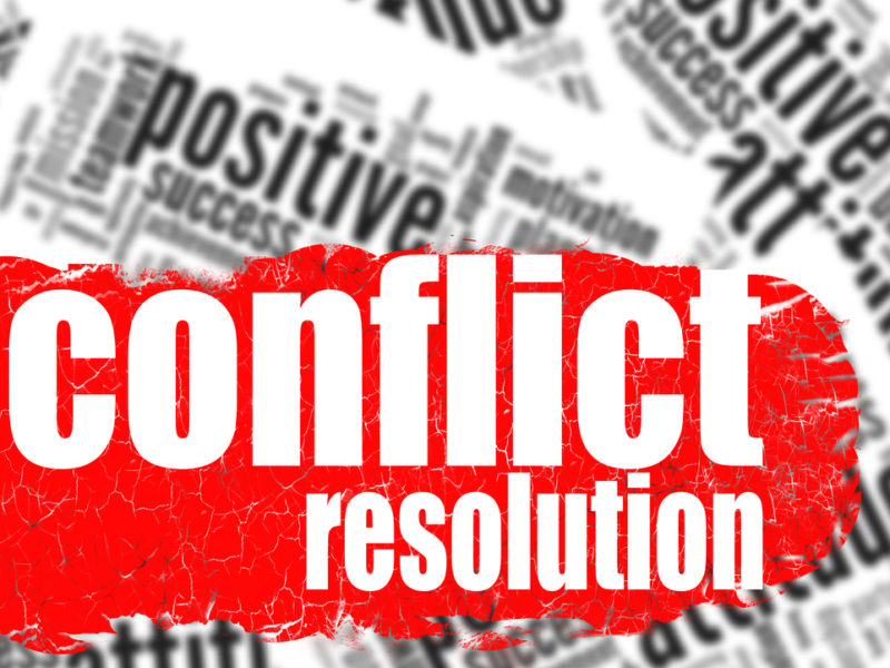 Support and Confront: The Art of Managing Conflict