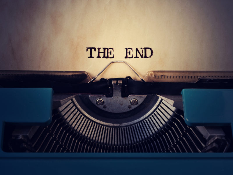 The End Is Better Than The Beginning