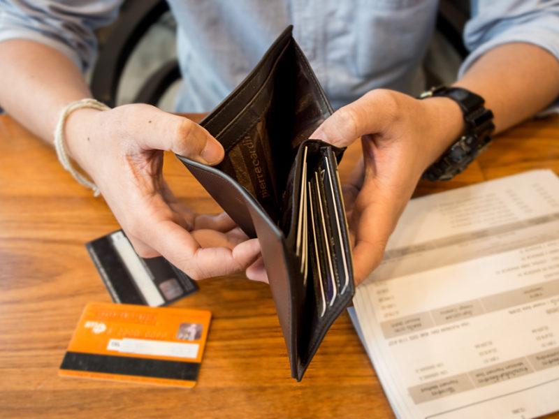 Credit Card Debt Is Not Spiritual Warfare