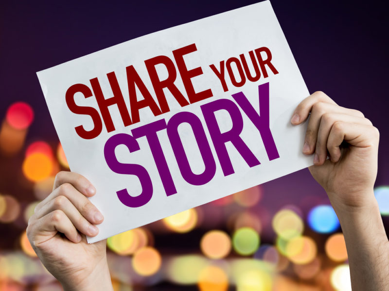 Testify! It's Time To Share YOUR Story / Write A Book